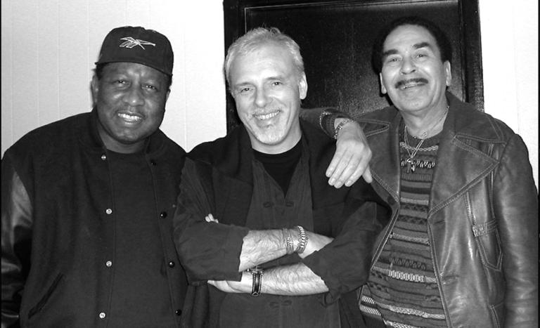 Preston Shannon, JJM, Willie Mitchell