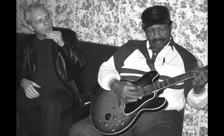 JJM, Little Milton (Memphis 2001)